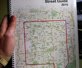 Make a Map Book Using Google Maps
