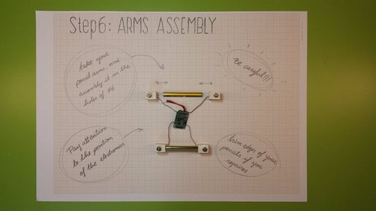 Arms Assembly