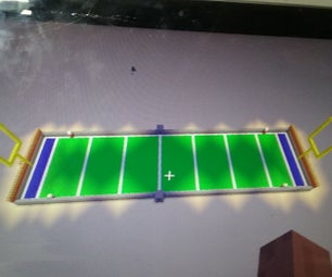 Minecraft Football Idea