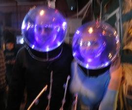 Aliens from an underwater plannet