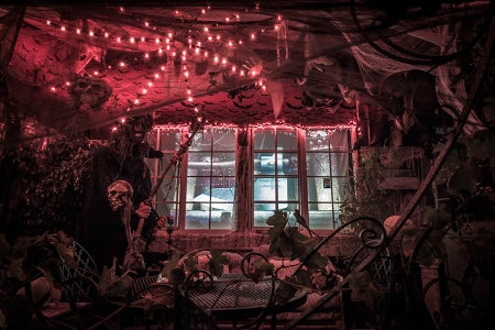 Haunted in Santee