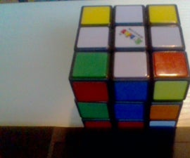 How to Quickley Solve the Rubiks Cube White Cross