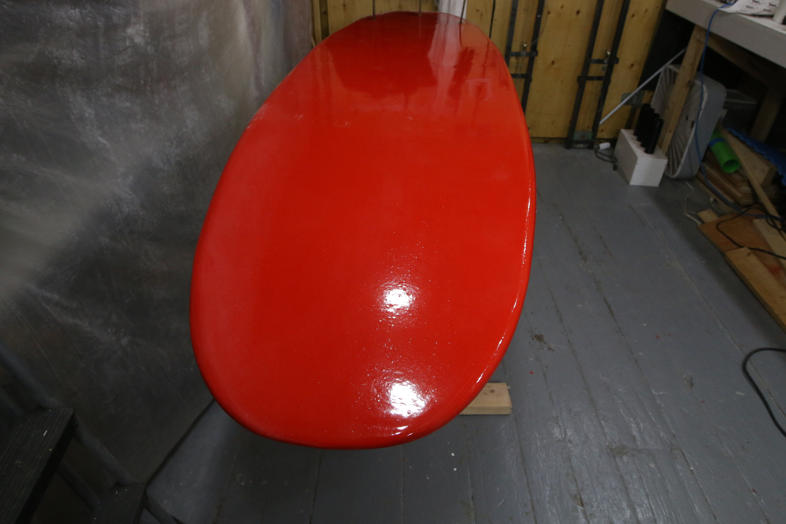 Picture of Gloss Coat and Polishing