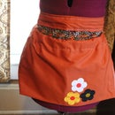 How to Make a Harvest Apron for the Garden