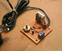 1.25 TO 25VDC POWER SUPPLY
