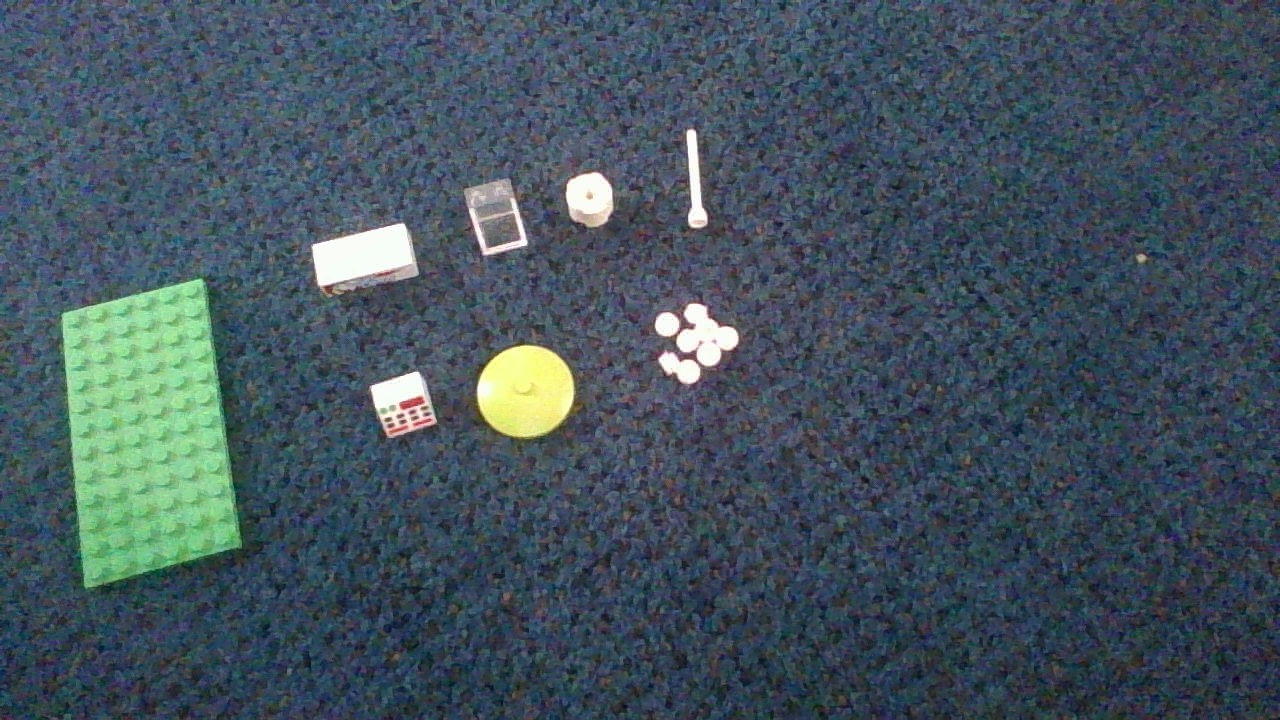 Picture of The Pieces.