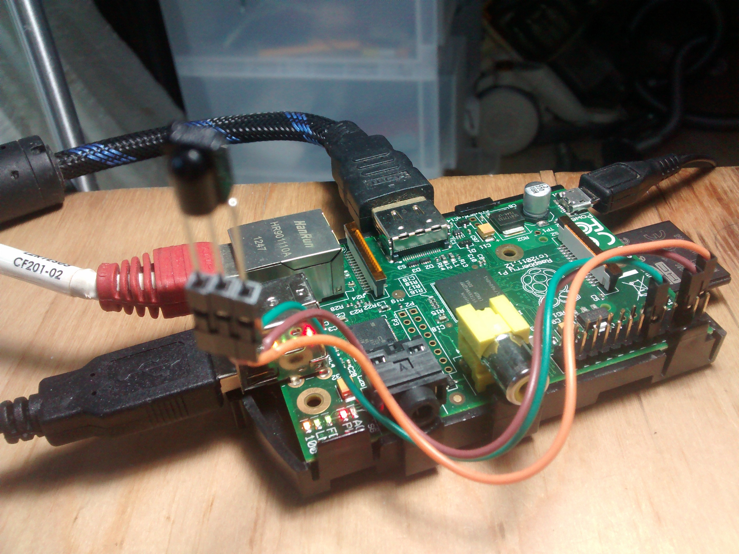 Picture of Use Raspberry Pi to Test Your Infrared Remote Control