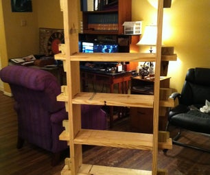 Nomadic Life 1: Bookcase (Trial & Error)
