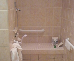 How to Make a Sunken Shower With Heated Tiles