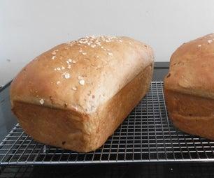 Baked Apple Betty Bread