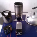 3ModeStove Mini - Camping / Emergency Stove