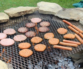How to Build an Outside stone Grill