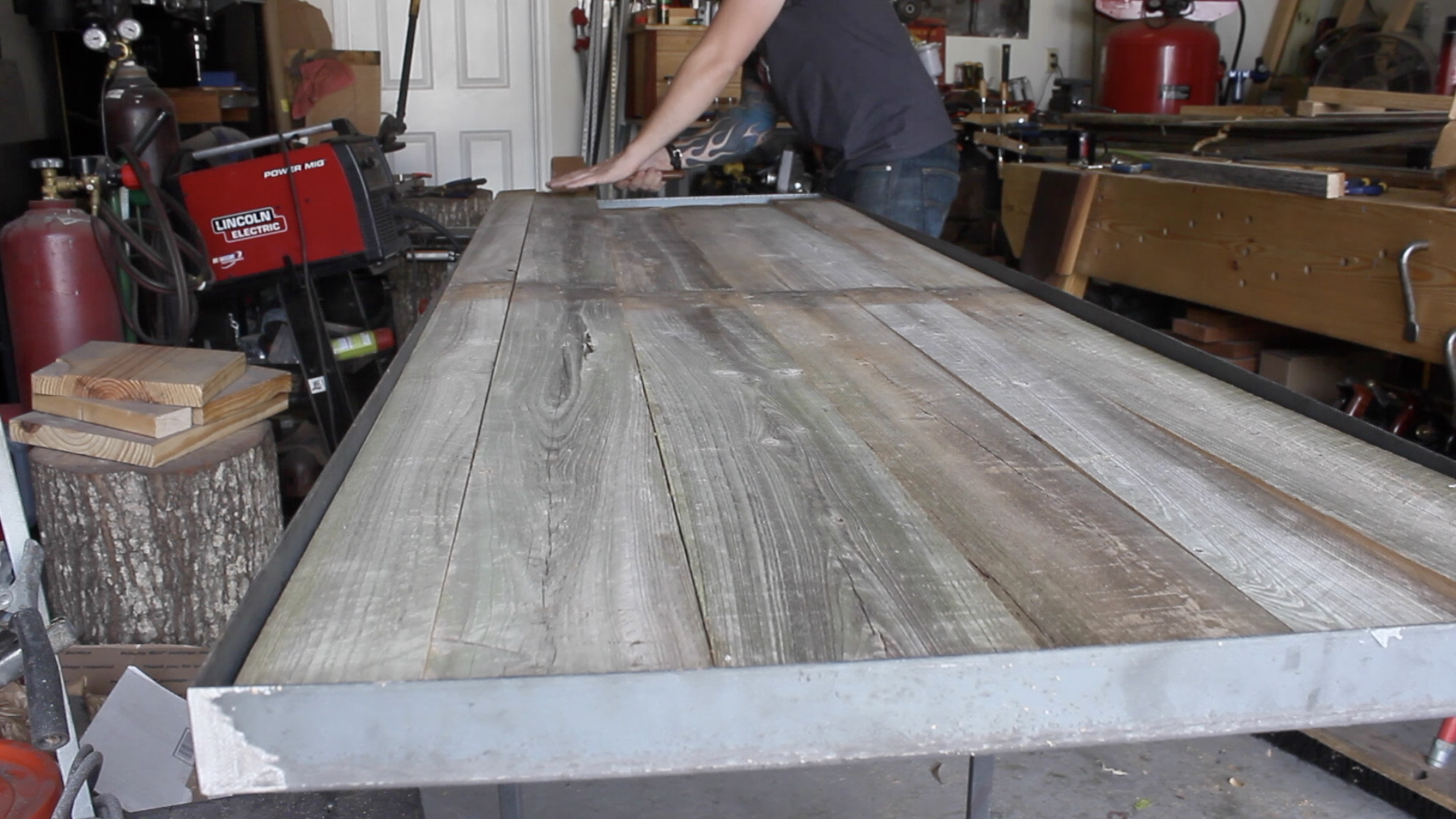 Picture of Inserting the Boards