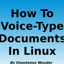 How to Voice Type in Linux