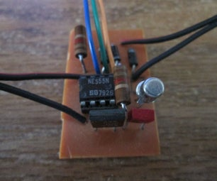 Simple 555 PWM