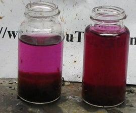 Make Potassium Permanganate (sort of...)