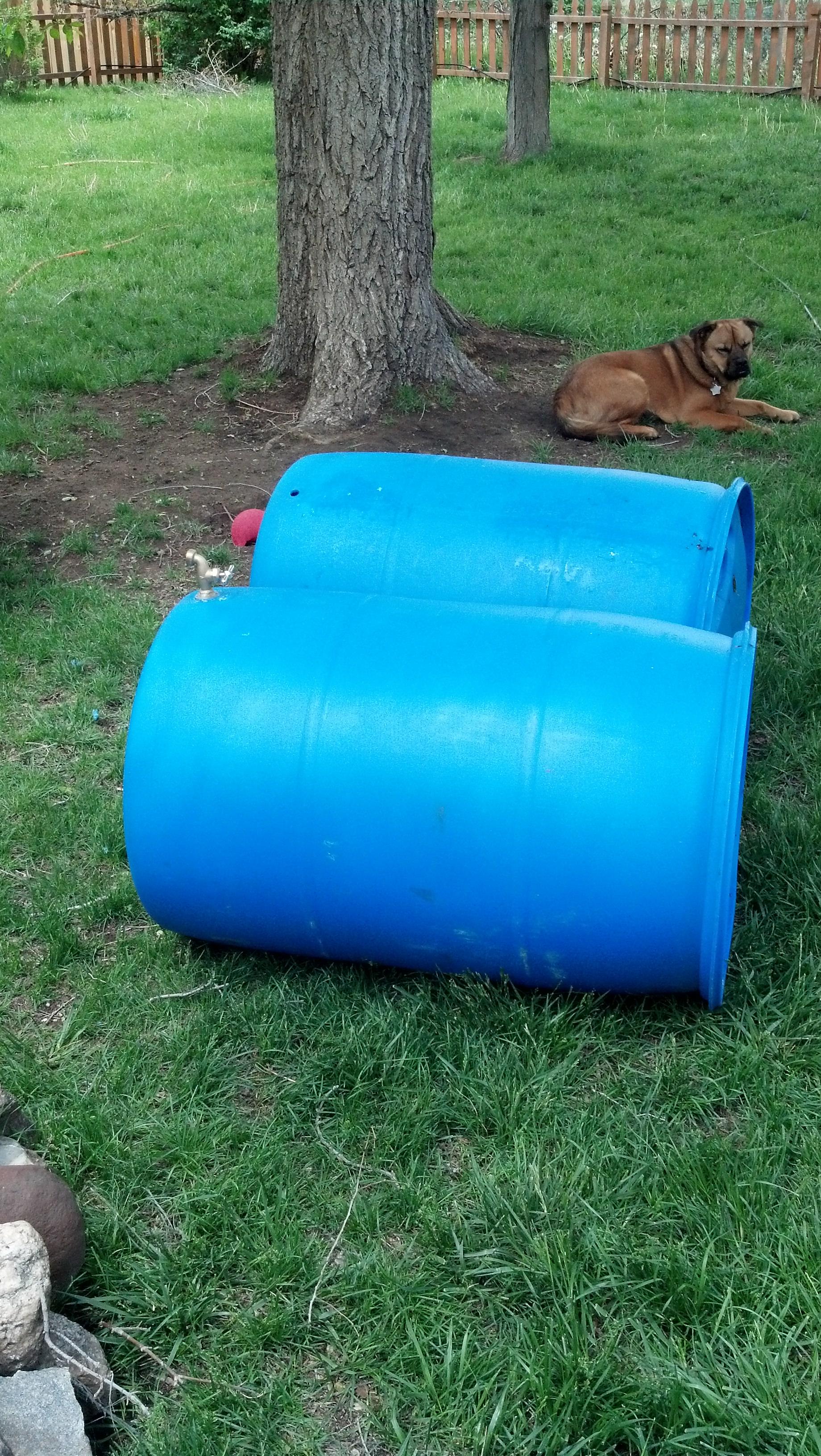 Picture of Rain Barrel Spigot