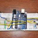 Video Game Controller With Arduino