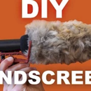 DIY Microphone Windscreen/Deadcat