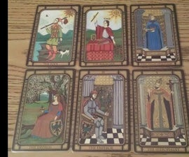 Tarot Cards : Part 1 : Major Arcana