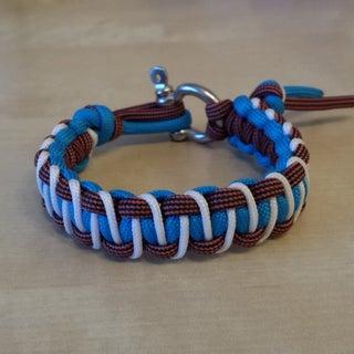 Easy Paracord Bracelet - Advanced Cobra