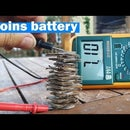 How to Make a Coin Battery at Home