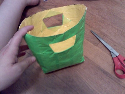 Not Your Ordinary Duct Tape Purse