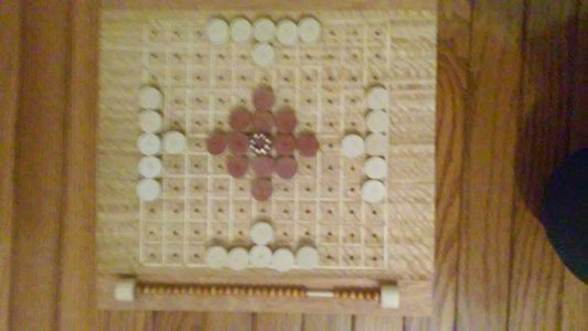 Playing Hnefatafl (Rules)