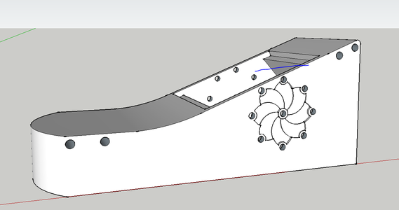 Arduino LED 3D Printed Sandal