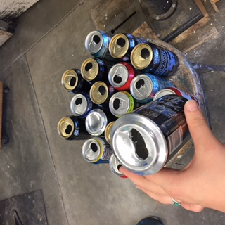 Picture of Prepare Beer Cans