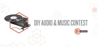 DIY Audio and Music Contest