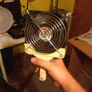 Powerful Battery Fan