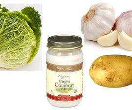 6 Natural Ingredients = 1,000+ Uses