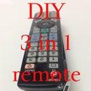 3 In 1 Remote