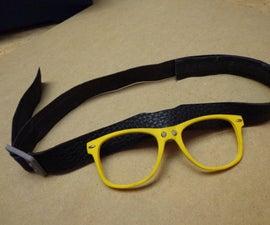 Anti-tilt Glasses 2.4