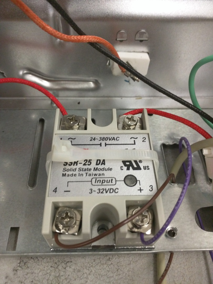 Picture of Install Relay