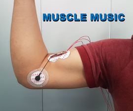Muscle-Music With Arduino