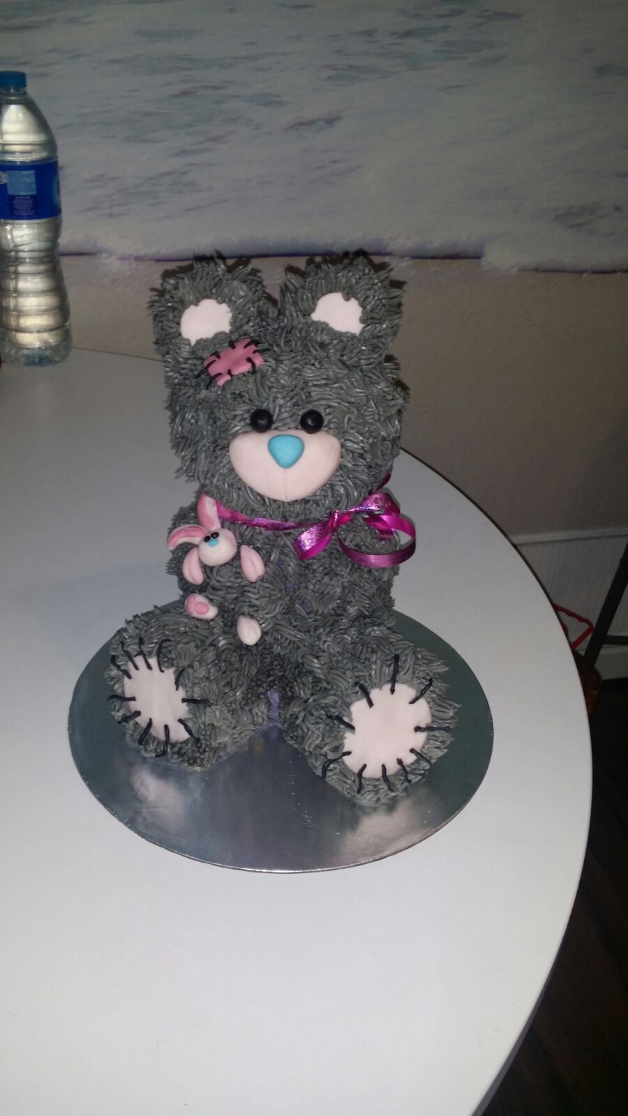 Picture of Teddy Bear 3D Cake