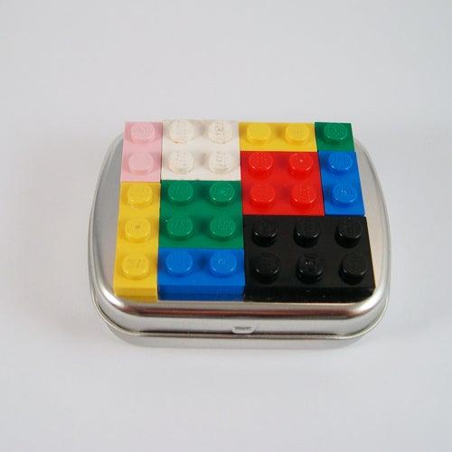 Pocket Travel Mini Lego Playset