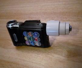 PVC Camera Mount