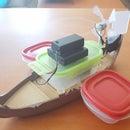 Home Made Remote Control Boat