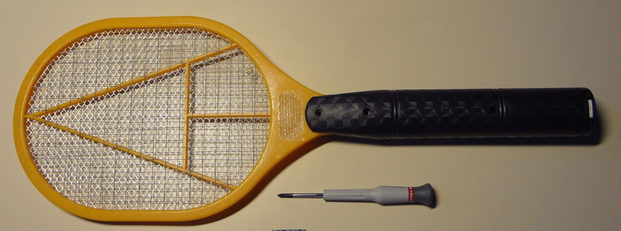 Picture of Lithium-Ion Charged Fly/Bug Swatter