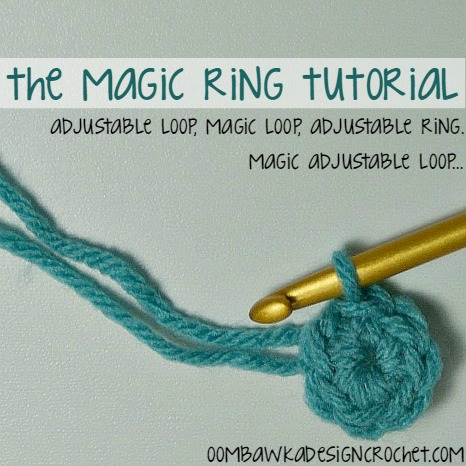Picture of Crochet Magic Ring Tutorial