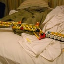 Knex lever action rifle V2!