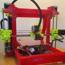Long Bed Printed 3d Printer