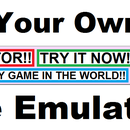 Make Your Own Fake Game Emulator Ad