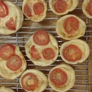 Flo's Cheese and Tomato Tarts (Easy)