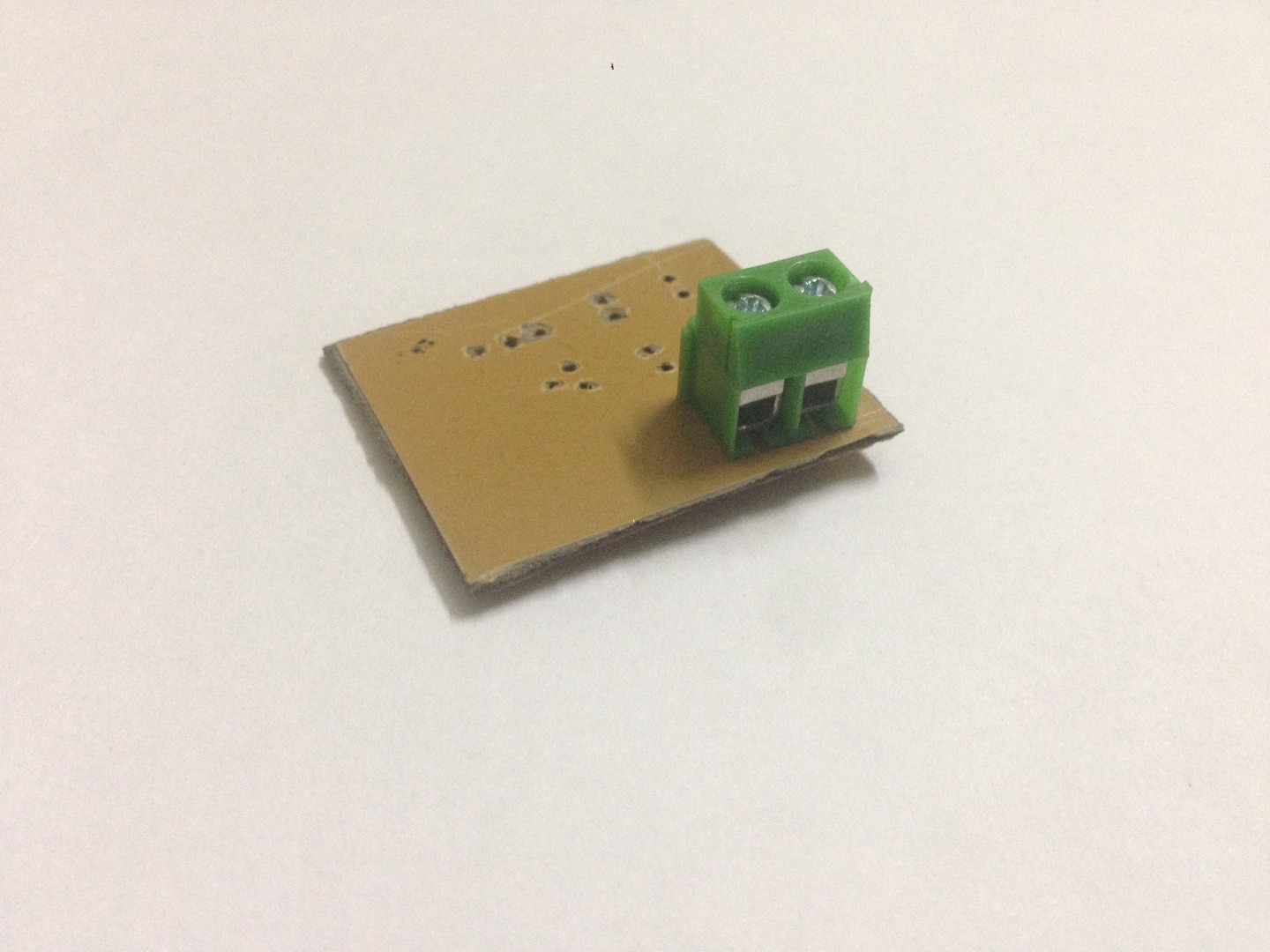 Picture of Solder Screw Terminal