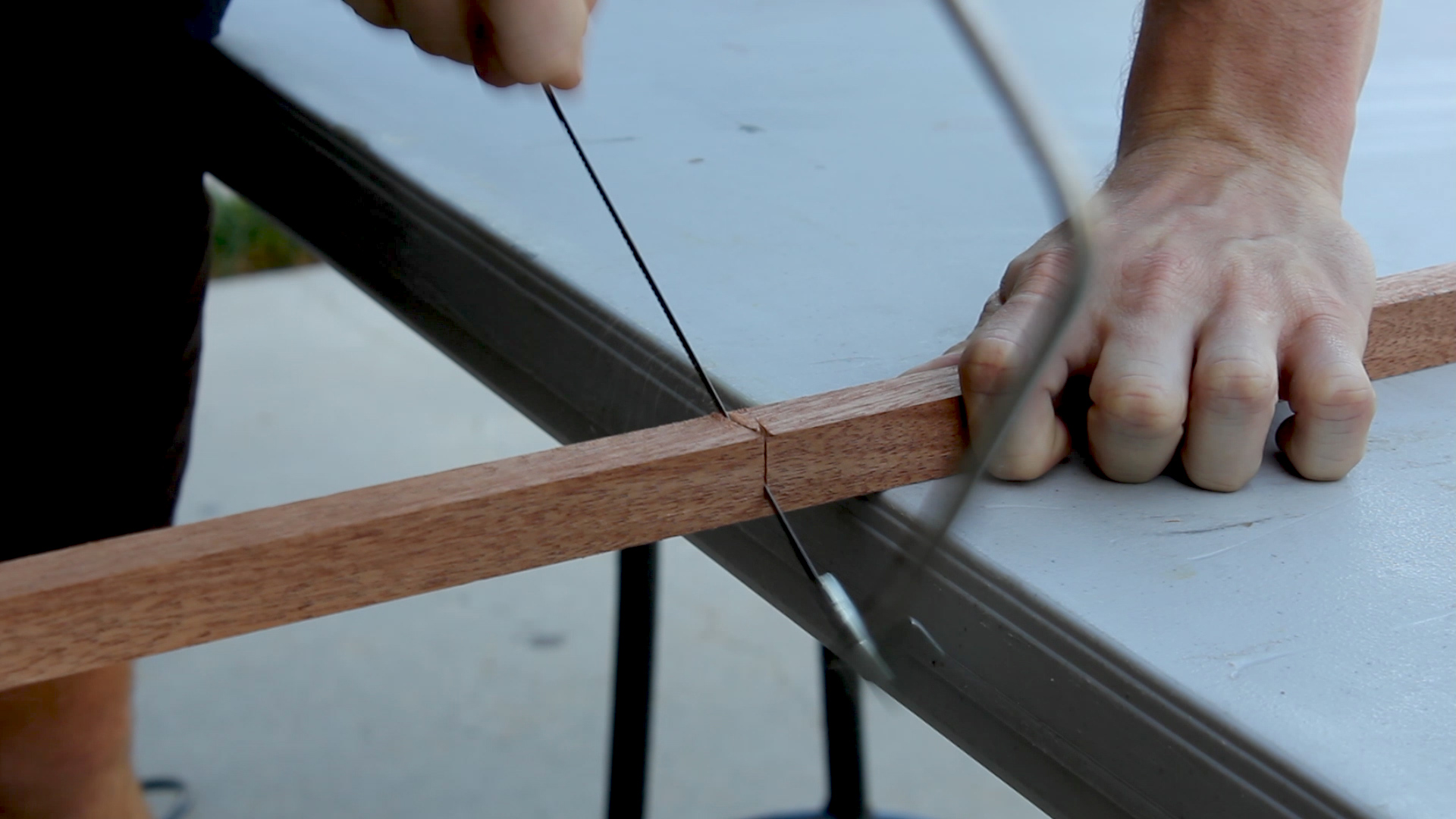 Picture of Cut Your Materials to Length