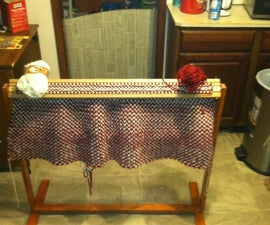 Knittng Board Stand